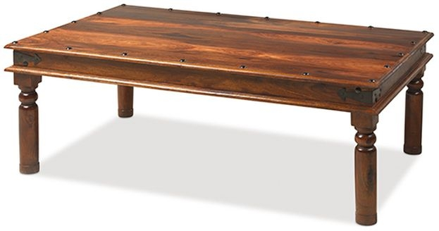 Mica Sheesham Thacket Extra Large Coffee Table
