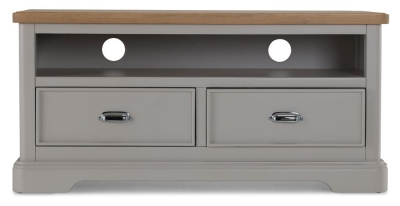 Shallotte Grey Painted TV Unit