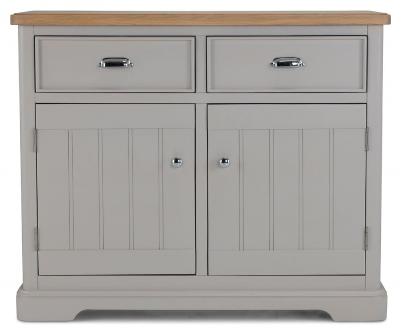 Shallotte Grey Painted Sideboard