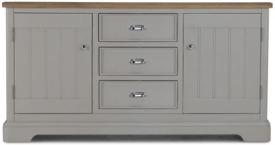 Sorrento Grey Painted Sideboard