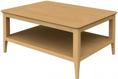 Wadsworth Oak Large Coffee Table