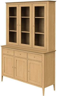 Wadsworth Oak Large Dresser