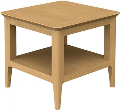 Wadsworth Oak Small Coffee Table