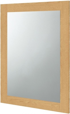Wadsworth Oak Small Mirror