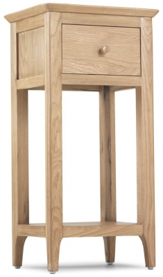 Wadsworth Oak Console Table