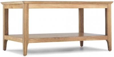 Wadsworth Oak Large Coffee Table