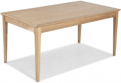 Wadsworth Oak Dining Table