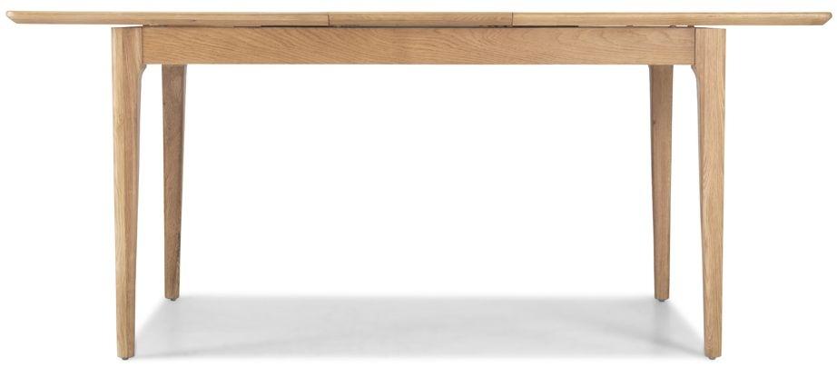 Wadsworth Oak Extending Medium Dining Table