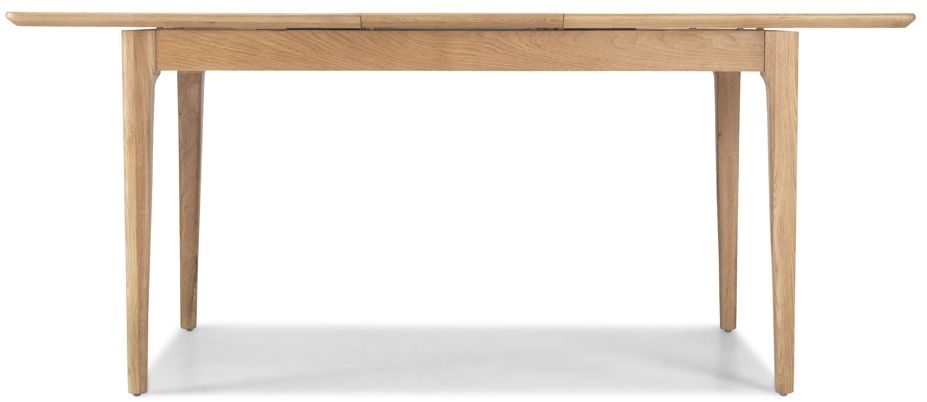 Wadsworth Oak Extending Small Dining Table