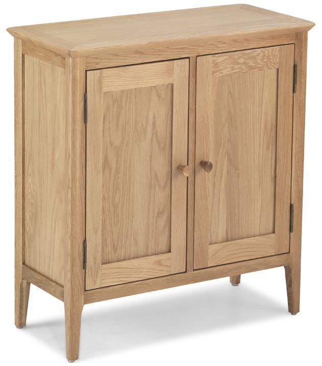 Wadsworth Oak Storage Cabinet