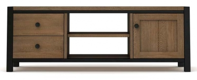 Wilber Oak Industrial Plasma TV Unit