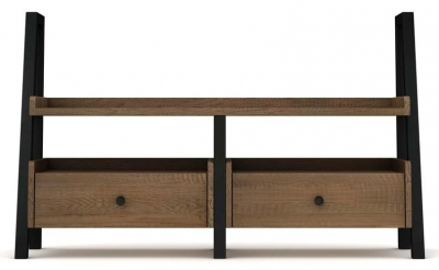 Wilber Oak Industrial TV Unit