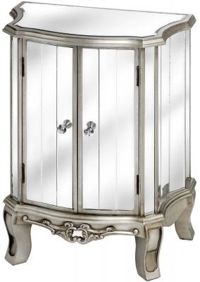 Hill Interiors Argente 2 Door Mirrored Unit