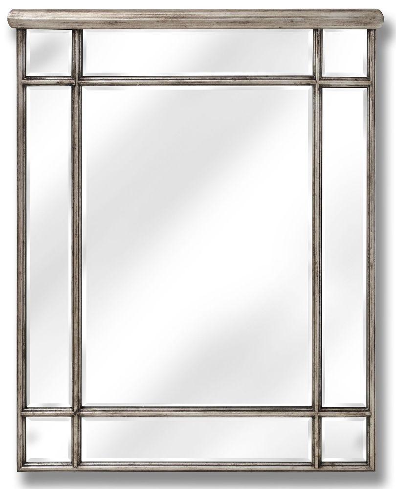 Hill Interiors Belfry Portrait Mirror - 80cm x 100cm
