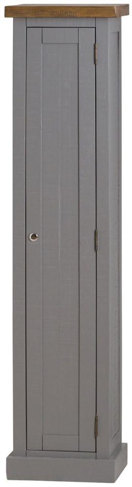 Hill Interiors Byland Grey Cabinet