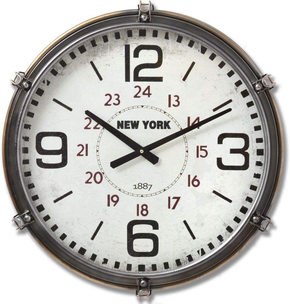 Hill Interiors New York Retro Clock