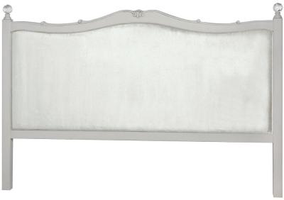 Hill Interiors Fleur Upholstered King Size Headboard