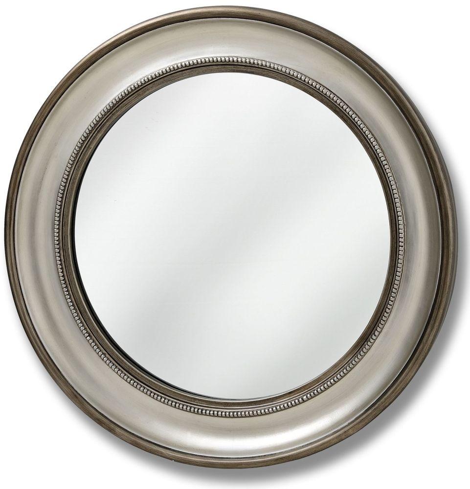 Hill Interiors Detailed Circular Wall Mirror