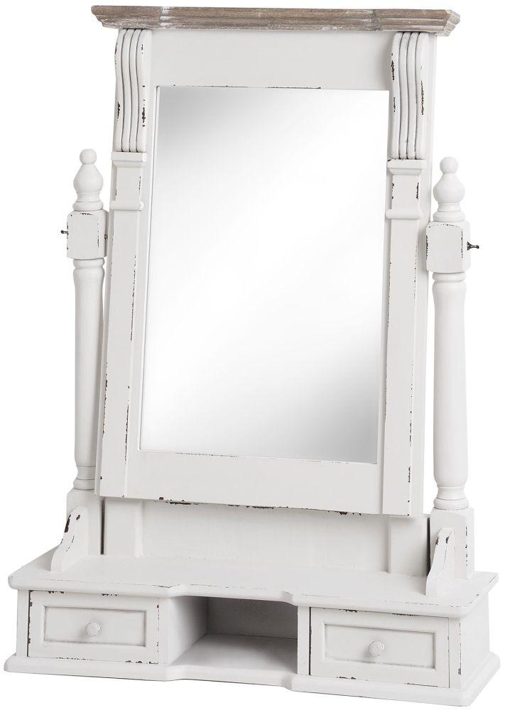 Hill Interiors New England Dressing Mirror