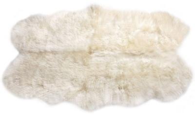 Hill Interiors New Zealand Sheepskin Rug - Quatro