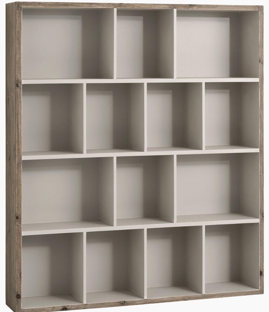Hill Interiors Studley Multi Shelf Wall Unit