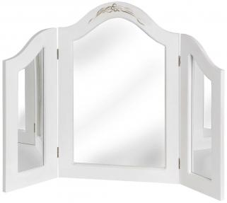 Hill Interiors White Room Dressing Mirror