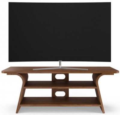 Tom Schneider Chloe 1000 Walnut Small TV Stand