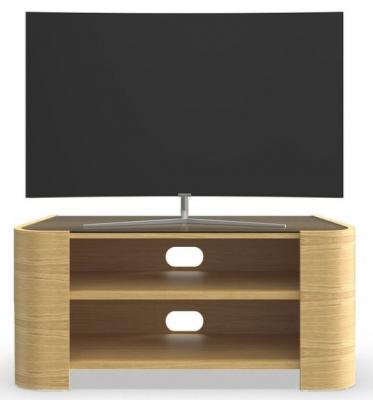 Tom Schneider Cruz 1000 Oak Small TV Stand