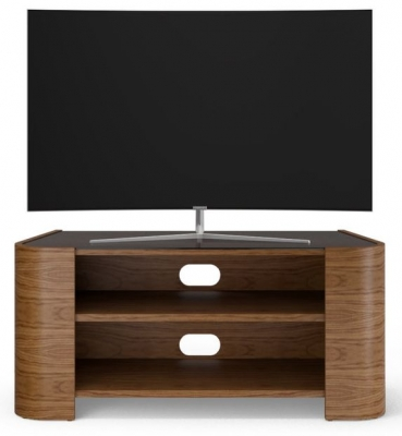 Tom Schneider Cruz 1000 Walnut Small TV Stand