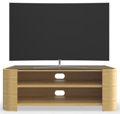 Tom Schneider Cruz 1250 Oak Medium TV Stand