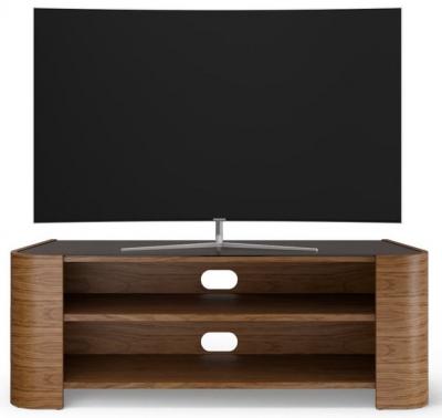 Tom Schneider Cruz 1250 Walnut Medium TV Stand