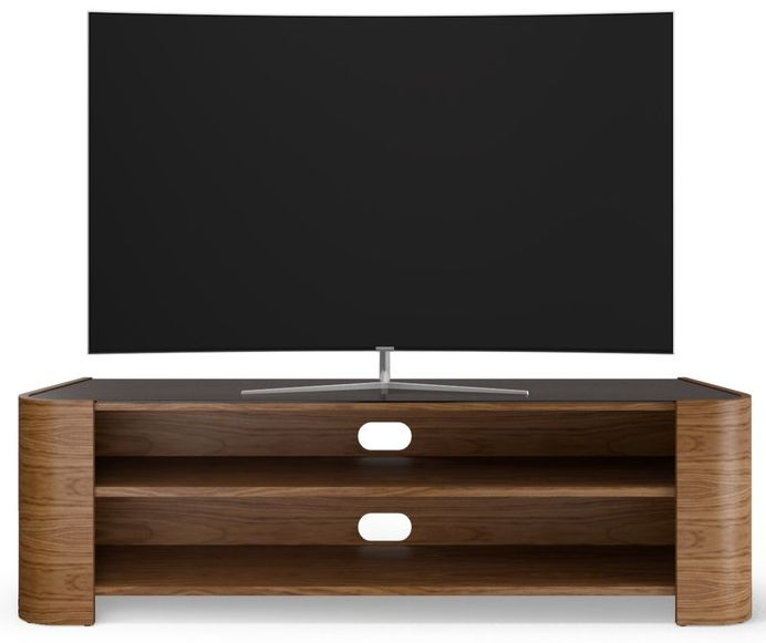Tom Schneider Cruz 1500 Walnut Large TV Stand