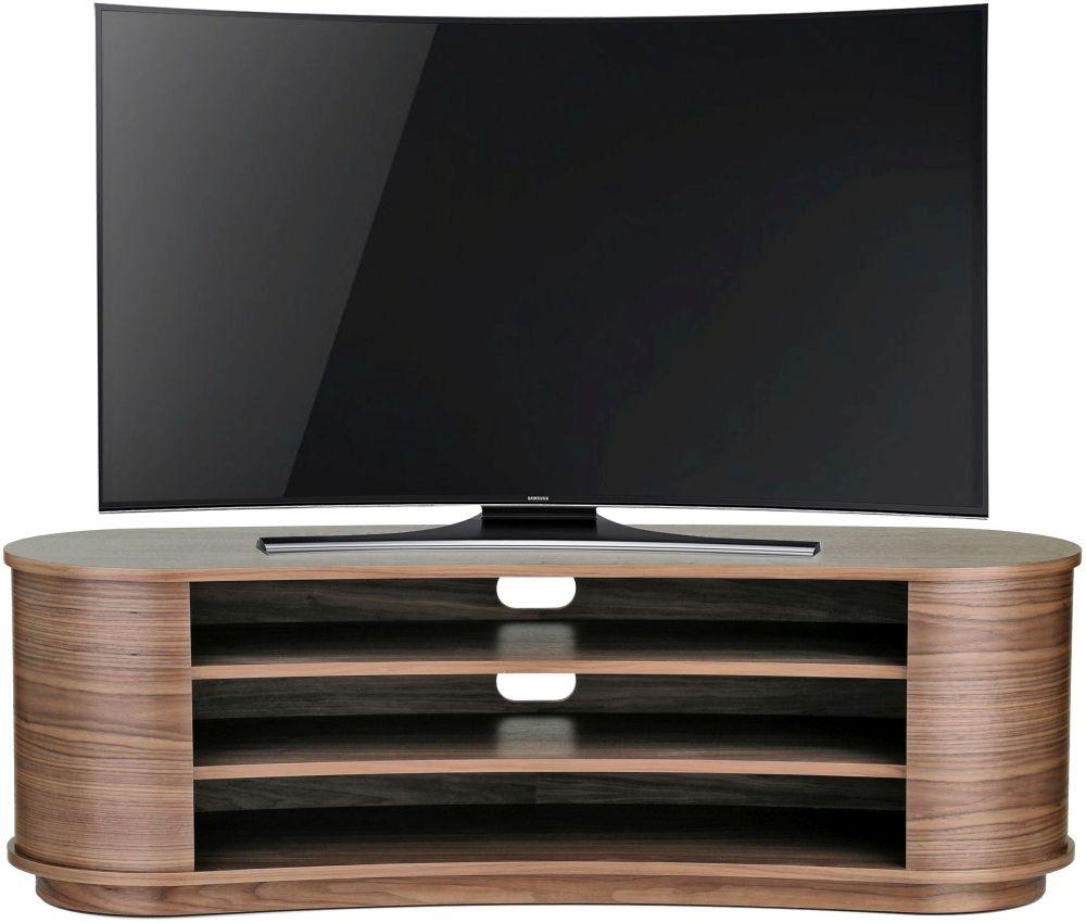 Tom Schneider Radius 1550 Walnut TV Stand