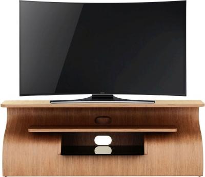 Tom Schneider Surge 1500 Oak Large TV Stand