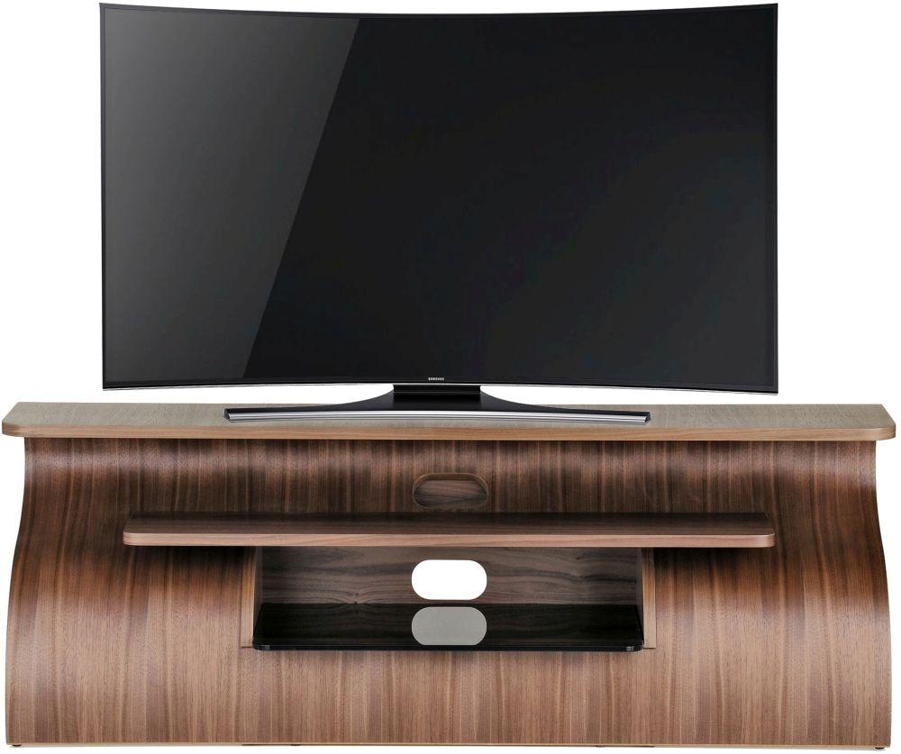 Tom Schneider Surge 1500 Walnut TV Stand
