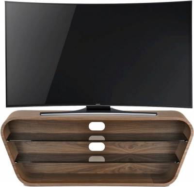 Tom Schneider Swish 1350 Walnut TV Stand