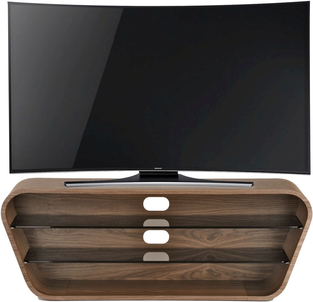 Tom Schneider Swish 1200 Walnut TV Stand