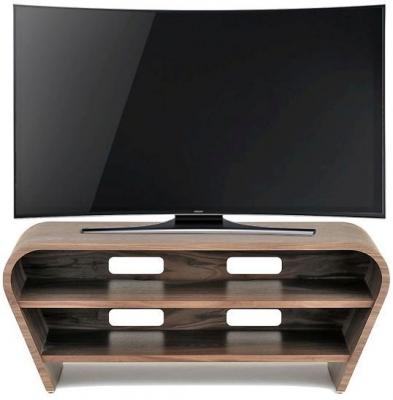 Tom Schneider Taper 1050 Walnut Small TV Stand