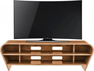Tom Schneider Taper 1400 Oak Large TV Stand