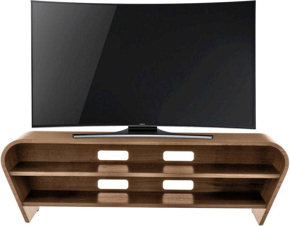 Tom Schneider Taper 1250 Walnut TV Stand