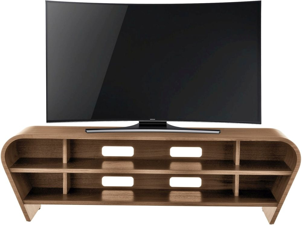 Tom Schneider Taper 1400 Walnut Large TV Stand
