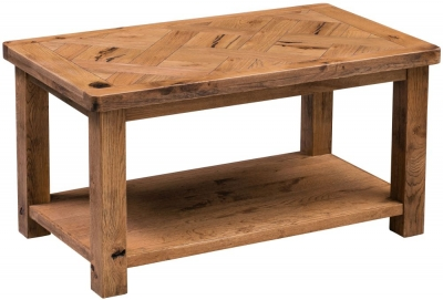 Homestyle GB Aztec Oak Coffee Table