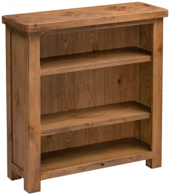 Homestyle GB Aztec Oak Small Bookcase