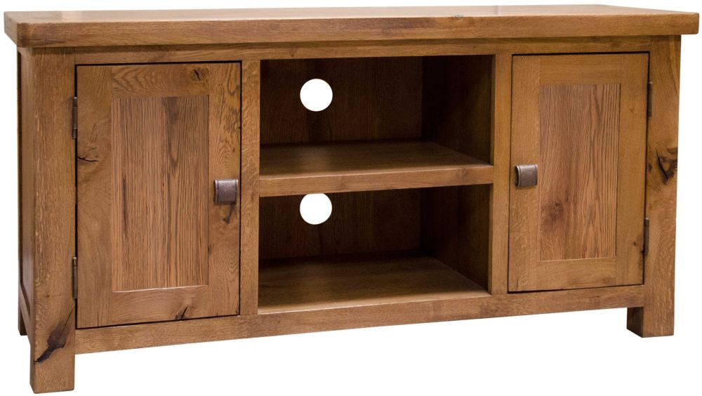 Homestyle GB Aztec Oak TV Cabinet
