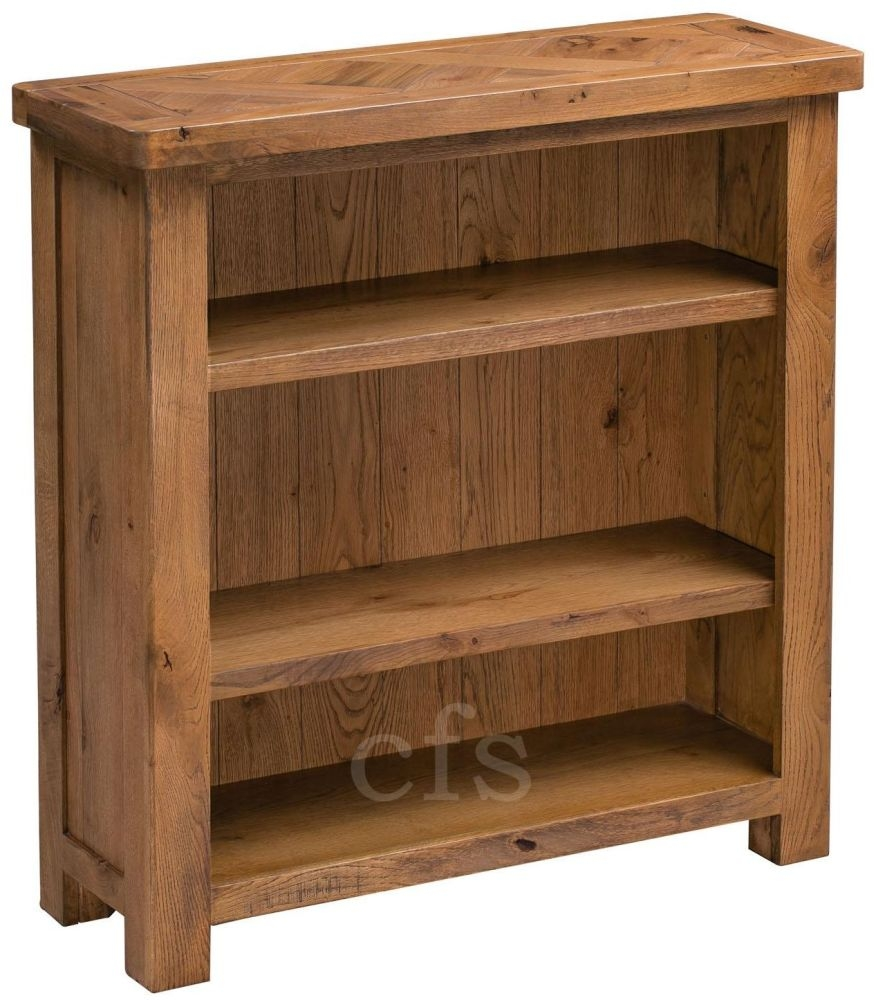 Buy homestyle gb aztec oak bookcase small online cfs uk Buy home furniture online uk