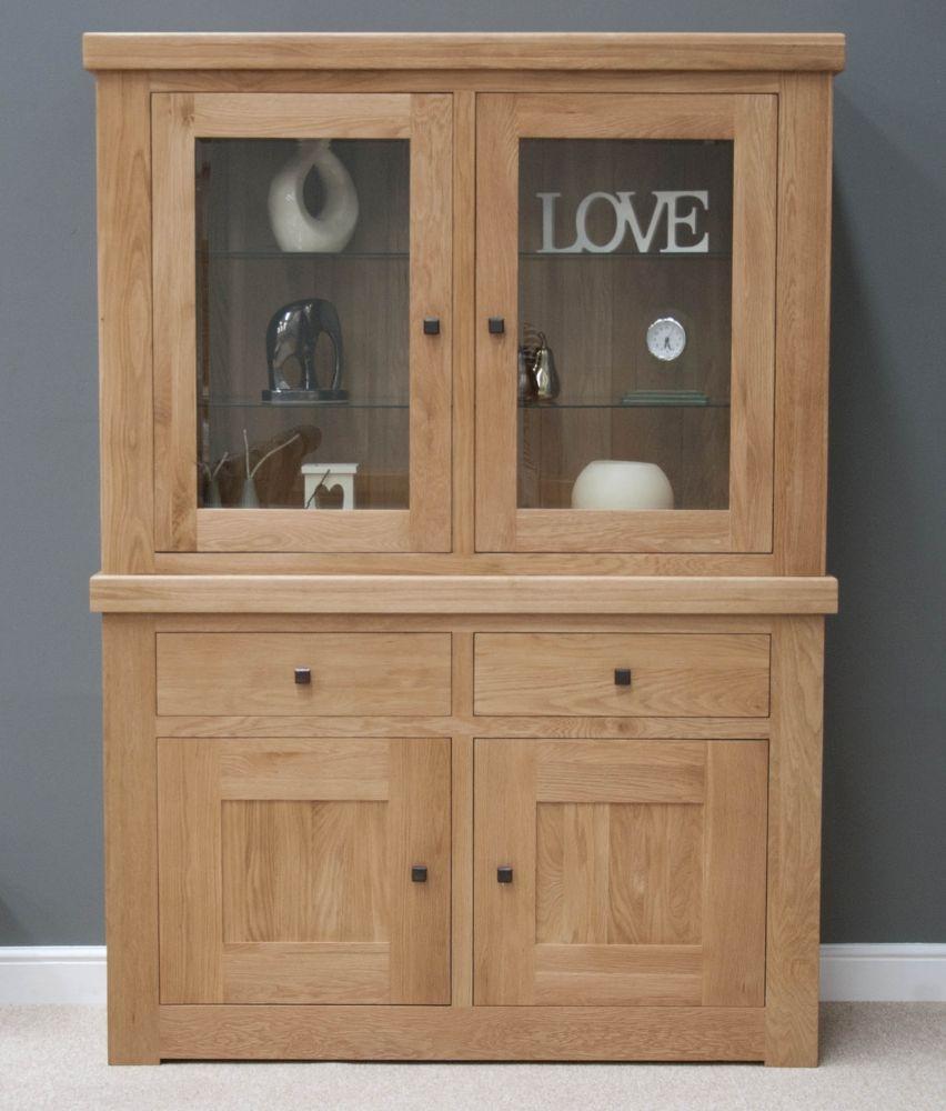 Homestyle GB Bordeaux Oak Dresser