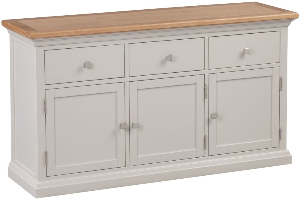 Homestyle GB Cotswold Painted Large Sideboard
