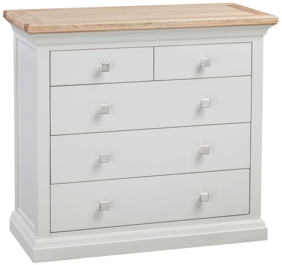 Homestyle GB Cotswold Painted 3+2 Drawer Chest