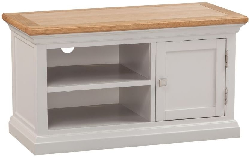 Homestyle GB Cotswold Painted TV Unit