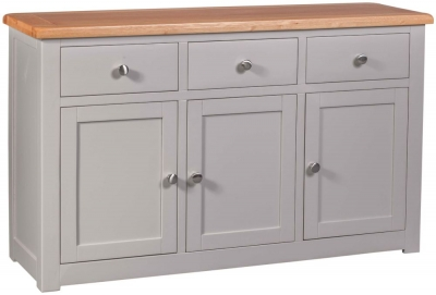 Homestyle GB Diamond Painted Large Sideboard